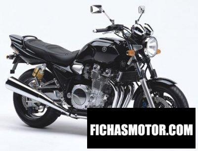 Imagen moto Yamaha xjr 1300 año 2004