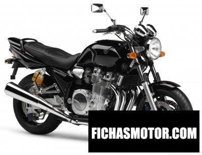 Imagen moto Yamaha xjr 1300 año 2006