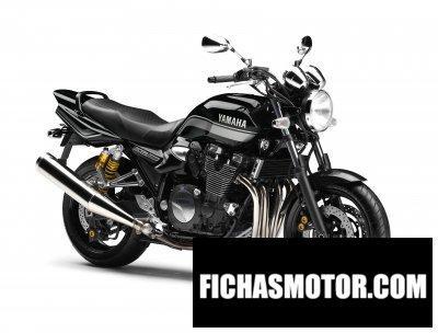 Imagen moto Yamaha xjr 1300 año 2011