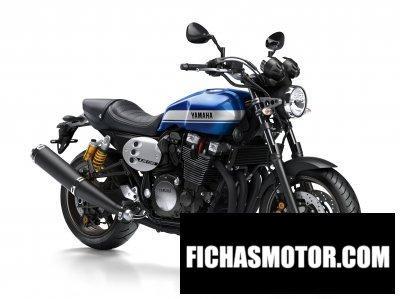 Ficha técnica Yamaha xjr1300 2015