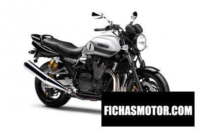 Imagen moto Yamaha xjr1300 año 2018