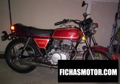 Ficha técnica Yamaha xs 360 1977