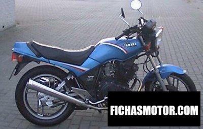 Imagen moto Yamaha xs 400 dohc año 1984
