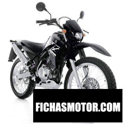 Ficha técnica Yamaha xt 125 r 2005
