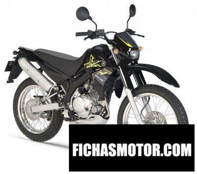 Ficha técnica Yamaha xt 125 r 2006