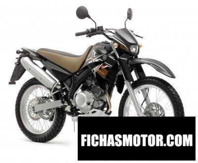 Ficha técnica Yamaha xt 125 r 2007