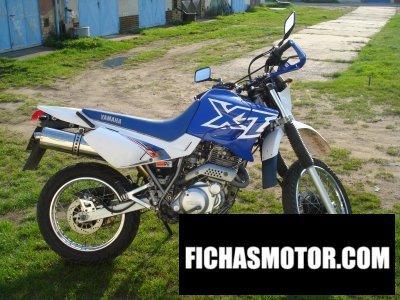 Imagen moto Yamaha xt 600 e año 1997