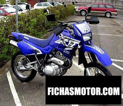 Ficha técnica Yamaha xt 600 e 1999
