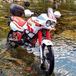Imagen moto Yamaha xt 600 (reduced effect) 1988