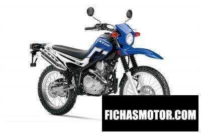 Imagen moto Yamaha xt250 año 2015