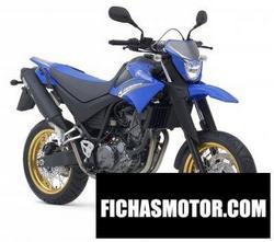 Imagen moto Yamaha xt660x 2008