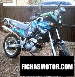 Imagen moto Yamaha xtz 660 Tünürü 1993