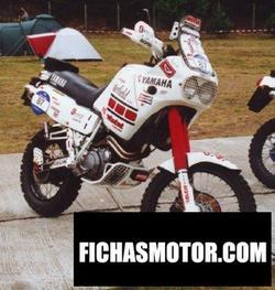 Imagen moto Yamaha xtz 750 super Tünürü 1991