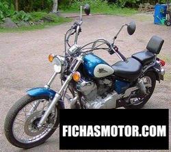 Imagen moto Yamaha xv 125 virago 1999
