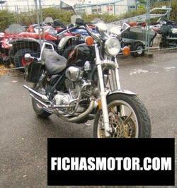 Imagen moto Yamaha xv 700 cs 1986