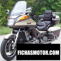 Imagen de Yamaha xvz 13 t año 1990