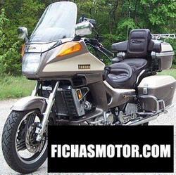 Imagen moto Yamaha xvz 13 td 1993