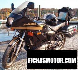 Imagen moto Yamaha xz 550 s 1983