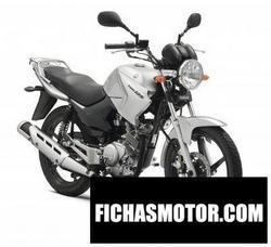 Imagen de Yamaha ybr125 año 2011