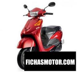 Imagen moto Yobykes exl 2011