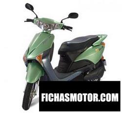 Imagen moto Yobykes xplor er 2011
