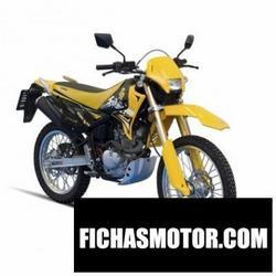 Imagen moto Yuki 125 tr 2010