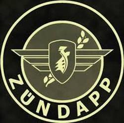 Logo de la marca Zündapp