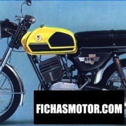 Imagen moto Zweirad-union rt 125 1971